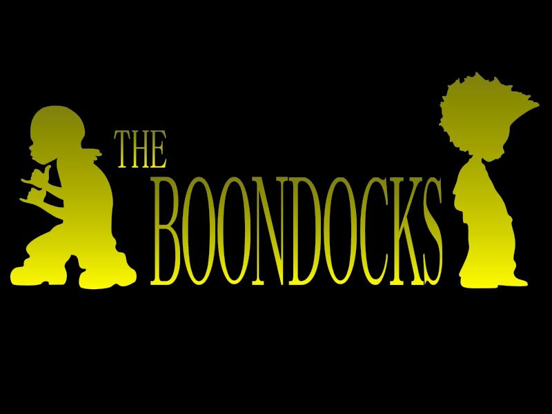 GOLDEN BOONDOCKS