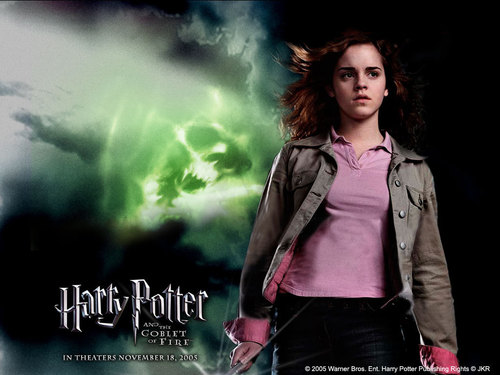 Goblet of Fire: Hermione