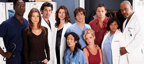 Grey's Anatomy Cast