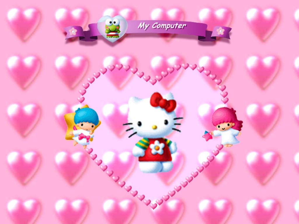 Hello Kitty Hello Kitty Wallpaper 182118 Fanpop