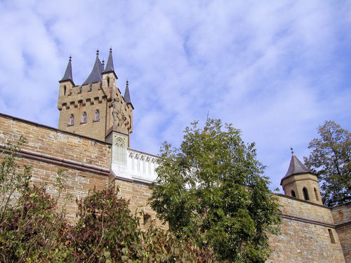 Hohenzollern Castle - Germany