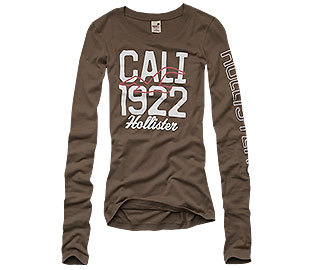 Hollister Specialty tees