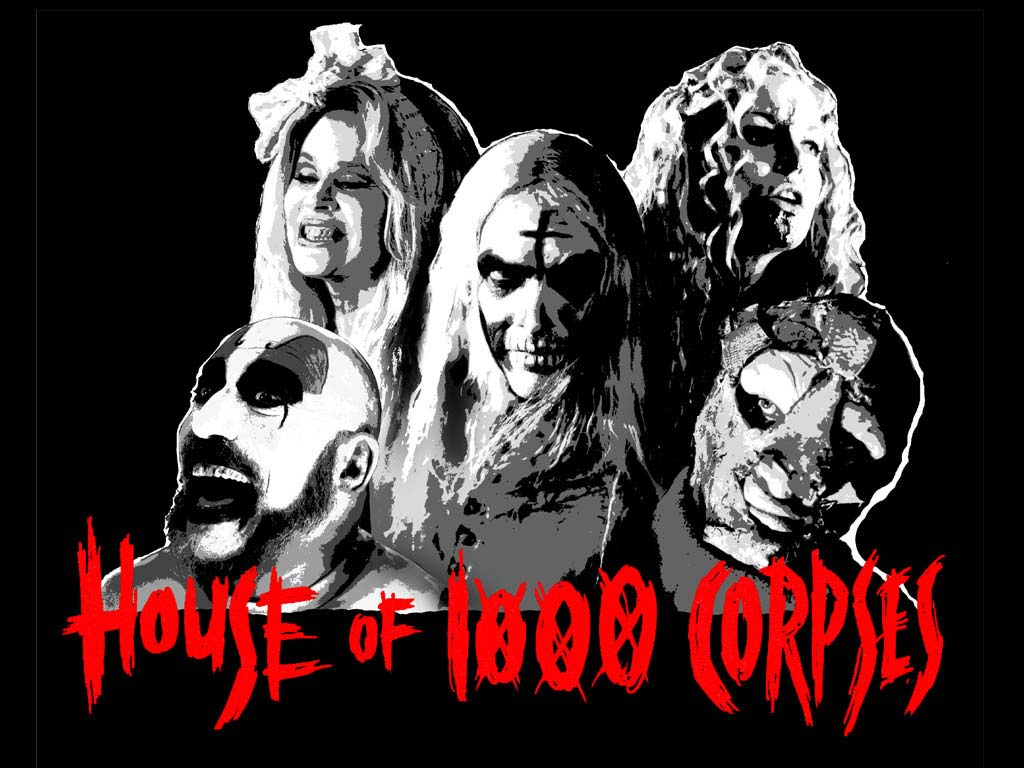 House Of 1000 Corpses Horror Movies Wallpaper 77496 Fanpop