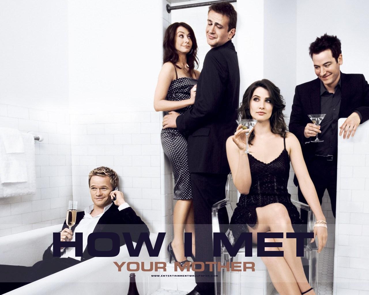 How I Met Your Mother Cast How I Met Your Mother Wallpaper