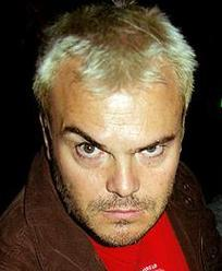 Jack Black Goes Blonde