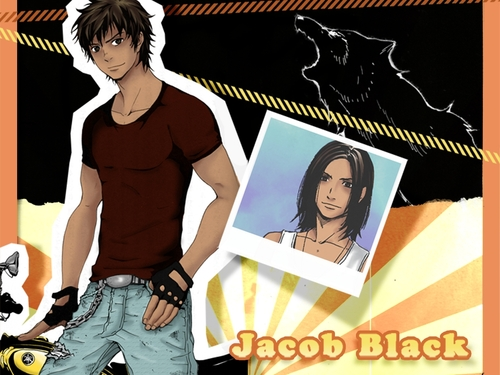 Jacob Anime