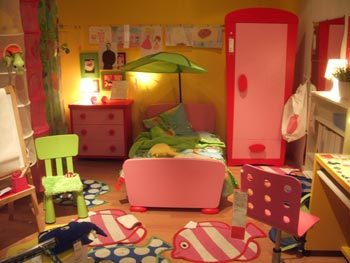 Japanese style children's room