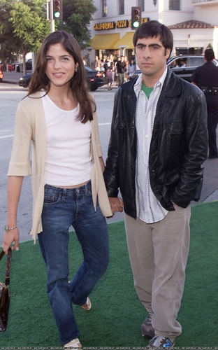 Jason & Selma Blair