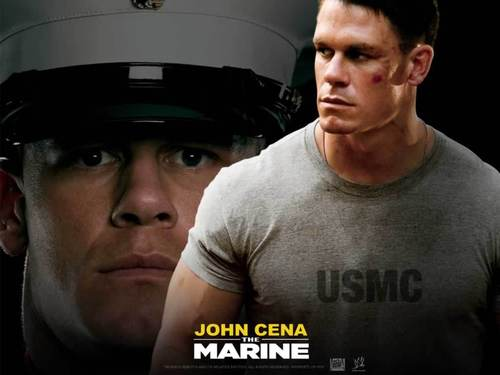"John Cena in ""The Marine"""