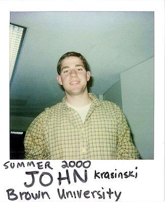 John Krasinski - Brown Uni