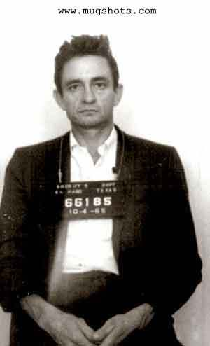 Johnny Cash the Criminal