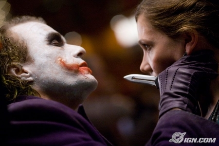 Joker Screen Cap from TDK