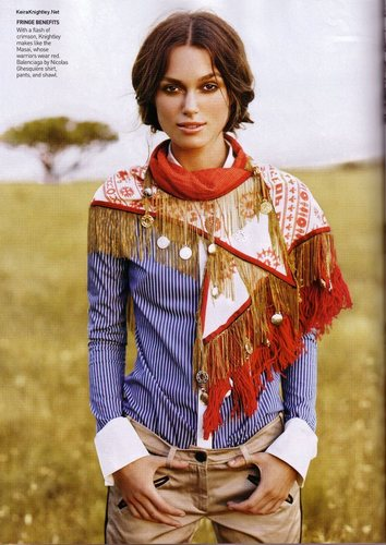 June 2007 - Keira Knightley