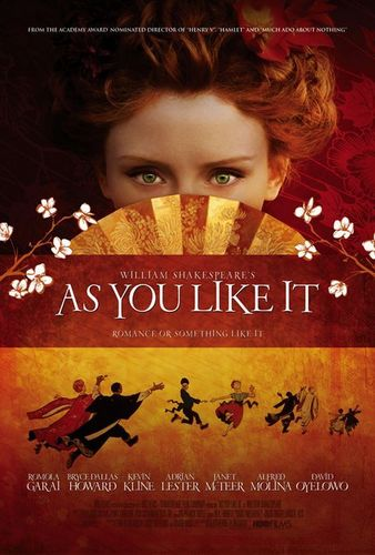 Kenneth Branagh's As You Like
