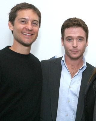 Kevin Connolly & Tobey Maguire