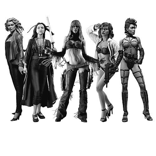 Ladies of Sin City