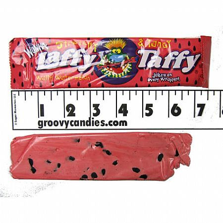 Laffy Taffy watermelon, tikiti maji