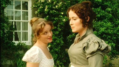 Lucy in Pride and Prejudice