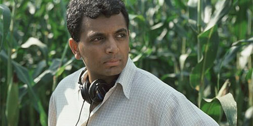 M. Night Shyamalan in Signs