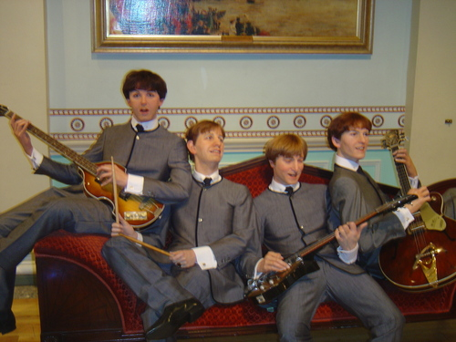 Madame Tussaud's in London