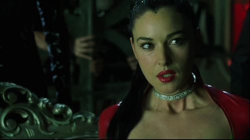 Matrix Revolutions HD Cap