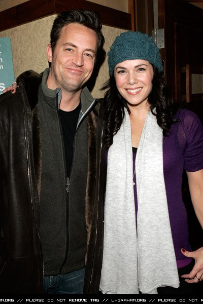 Matthew & Lauren Graham