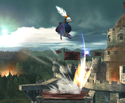 Metaknight's Special Moves