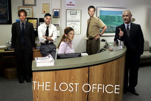 My Lost/Office Manip!