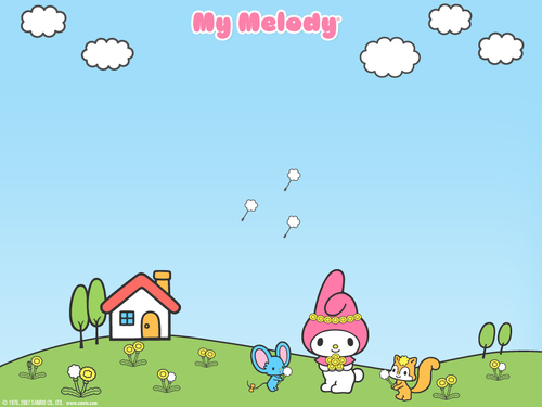 Sanrio images My Melody HD wallpaper and background photos ...