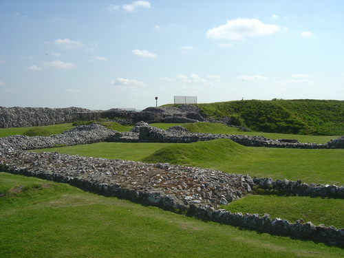 Old Sarum castello