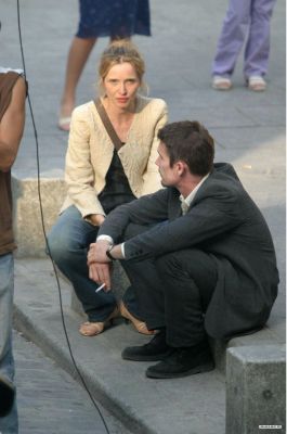 On the Set (Before Sunset)