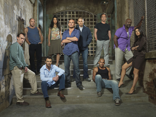 Prison Break Cast (Season 3)