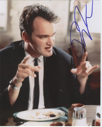 Quentin in Reservoir Dogs