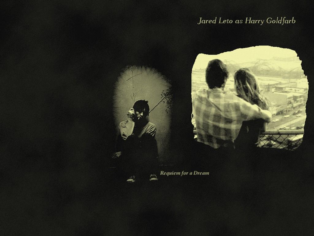 Requiem For A Dream Jared Leto Wallpaper 267674 Fanpop