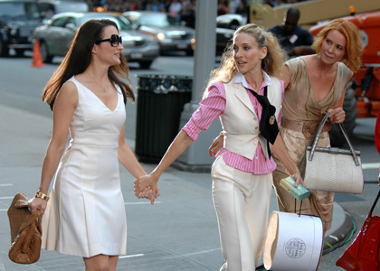 SATC: The Movie