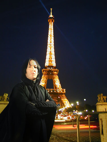 Severus Around the World