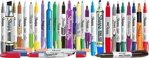 Sharpies, Sharpies, Sharpies