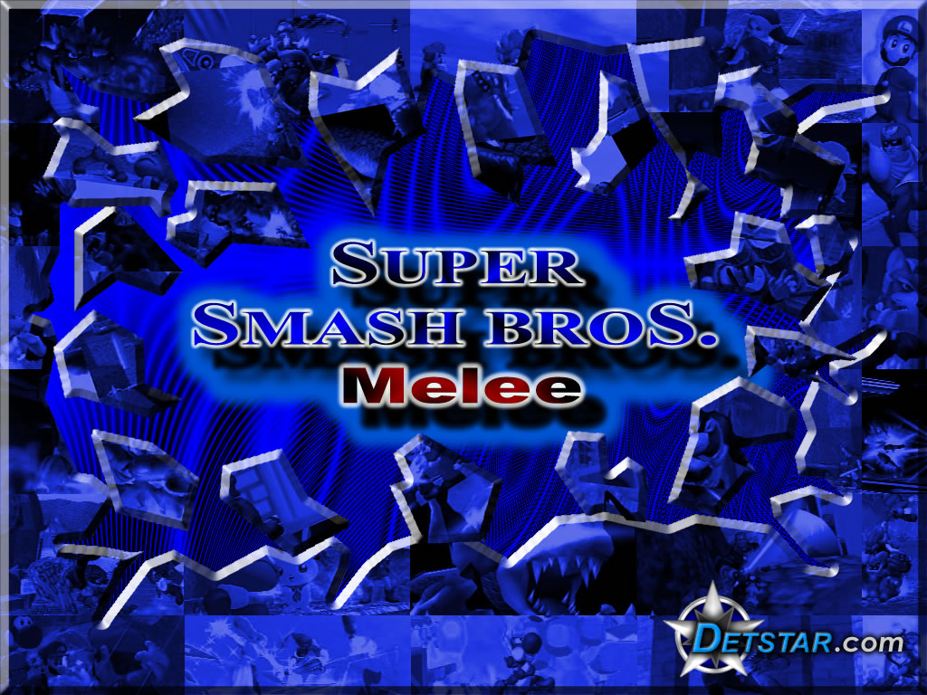 Smash Bros Melee Wallpaper Super Smash Brothers Wallpaper