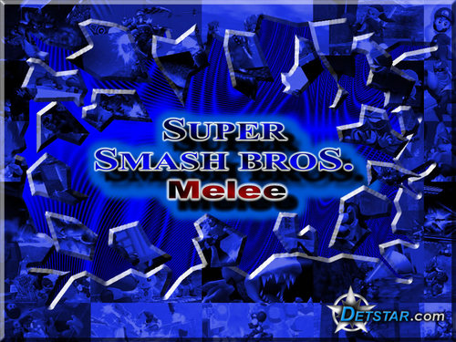 Smash Bros. Melee Wallpaper