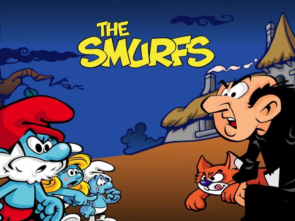 Let's smurf