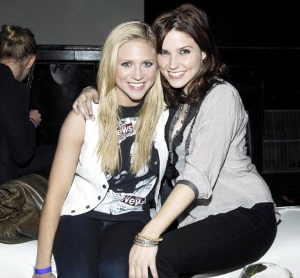 Sophia and Brittany