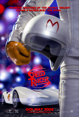 Speed Racer Teaser Poster