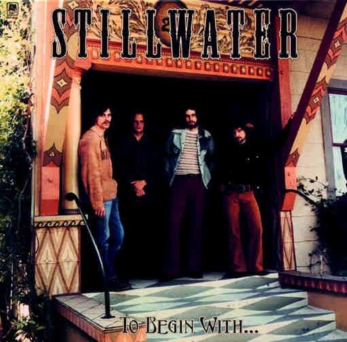 Stillwater 'Album' cover