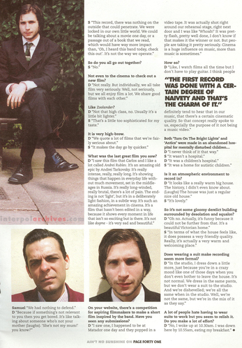 Summer Kings Mag 2004 UK