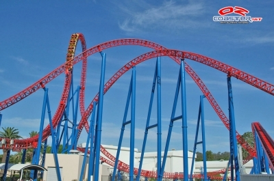 Superman Escape - Movie World