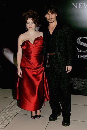 Sweeney Todd London Premiere
