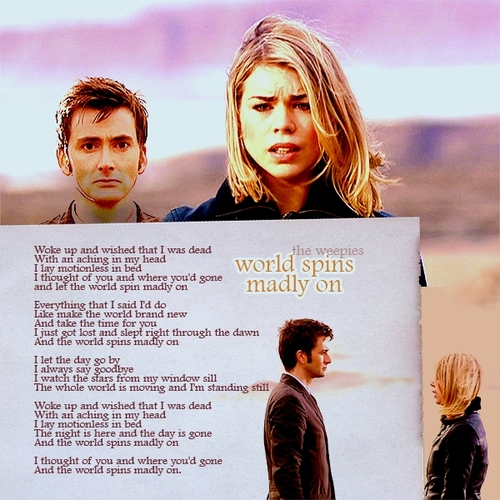 The Doctor / Rose