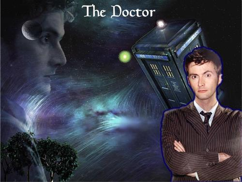 The Doctor wallpape