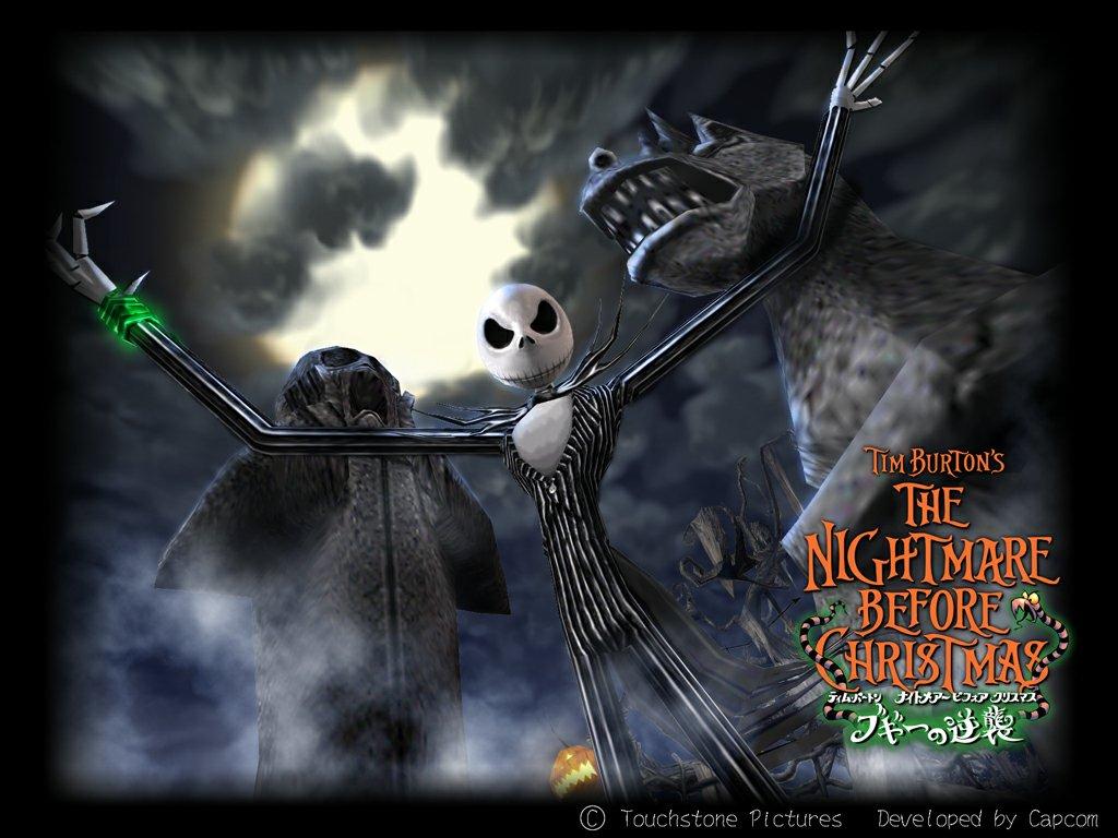 The Nightmare Before Christmas Nightmare Before Christmas