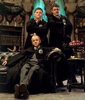The Slytherin King